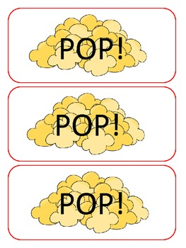 Poppin' Place Value! (up to hundreds)