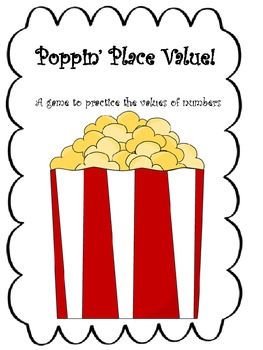 Poppin' Place Value! (up to millions)