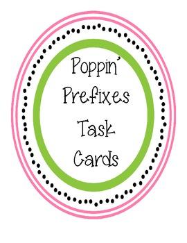 Poppin Prefixes