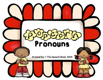 Poppin' Pronouns