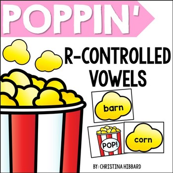 Poppin' R-Controlled Vowels