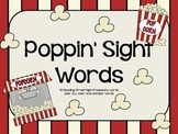Poppin' Sight Words: Reading Street High-Frequency Word Practice