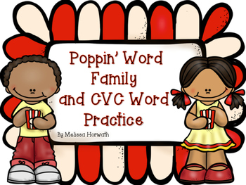 Word Family and CVC Practice