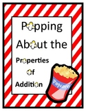 Popping About the Properties of Addition