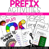 Prefixes Activities Pack