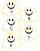 Phonics-Alphabet Letters - Popping Letters