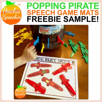 Popping Pirate Speech {FREE /m/ SAMPLE}
