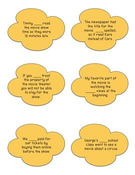 Popping Prefixes Grammar Center