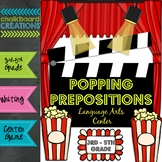 Popping Prepositions: Common Core Language Arts Center