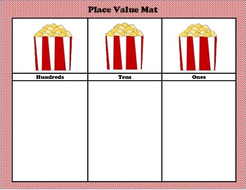 Popping Up Some Place Value Fun