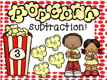 Popping for Subtraction!
