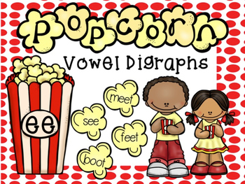 Popping for Vowel Digraphs