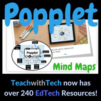 Popplet Mind Map Lesson Popplet.com
