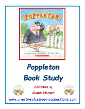 Poppleton:Book Study Activities