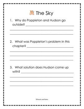 Poppleton Everyday - Reading Companion