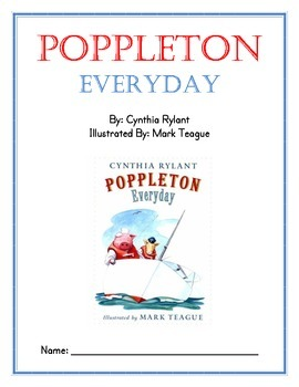 Reading Guide: Poppleton Everyday