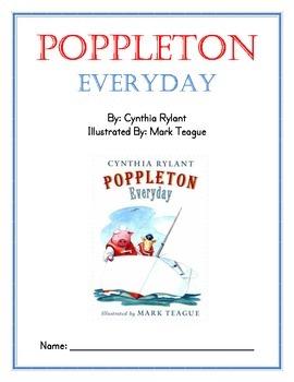 Reading Guide: Poppleton Everyday