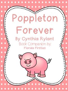 Poppleton Forever {Book Companion & Printables}