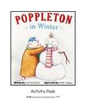 Poppleton In Winter Activity Pack