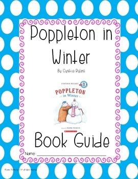 Poppleton In Winter Book Guide