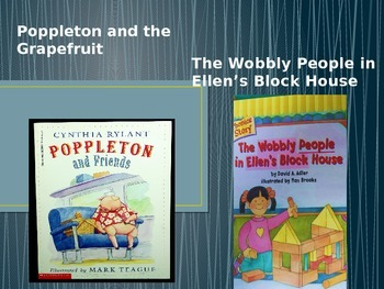 Poppleton and the Grapefruit/The Wobbly People Power Point