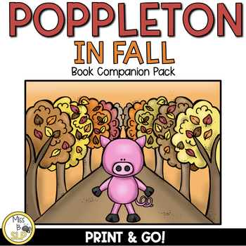 Poppleton in Fall Companion Pack