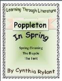 Poppleton in Spring  -  Story Response Templates Common Core Aligned