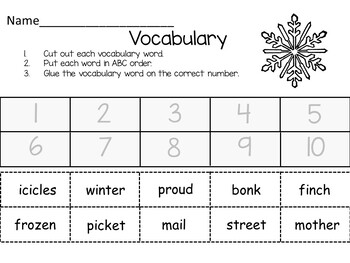 Poppleton in Winter - 47 pgs of Common Core Activities