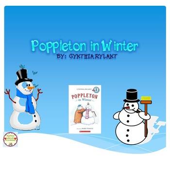 Poppleton in Winter Vocabulary Powerpoint
