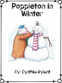 Poppleton in Winter Workbook