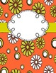 Poppy Binder Covers