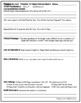 Poppy Comprehension Packet