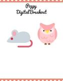 Poppy Digital Breakout
