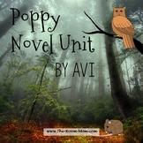Poppy Novel Unit by Avi
