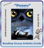 Poppy activity and reading circle guide by Avi