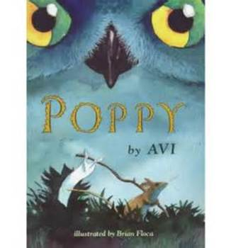 Poppy by Avi Character & Physical Traits