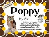 Poppy by Avi: A Complete Novel Study!