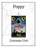 Poppy by Avi Literature Unit