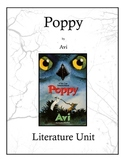 Poppy by Avi Literature Unit