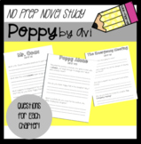 Poppy by Avi Novel study