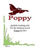 Poppy by Avi a novel study