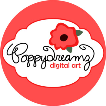 Poppydreamz Digital Art Terms of Use