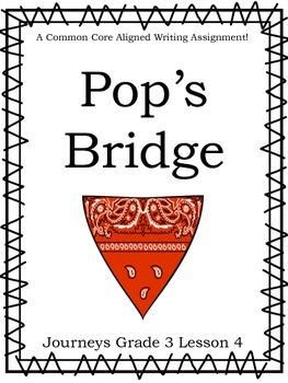 Pop's Bridge-Journeys Grade 3-Lesson 4