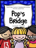 Pop's Bridge Journey's Supplemental Activities -- Third Grade Lesson 4