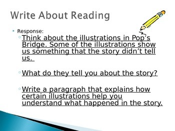 Pop's Bridge PPT Journeys Lesson 4
