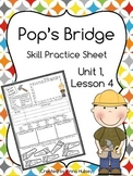 Pop's Bridge (Skill Practice Sheet)