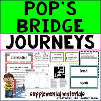 Pop's Bridge Journeys Third Grade Supplemental Materials