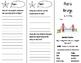 Pop's Bridge Trifold - Journeys 3rd Grade Unit 1 Week 4 (2014, 2017 Common Core)