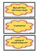 Pop's Bridge Vocabulary Cards, Unit 1, Lesson 4, Journeys