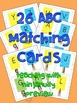 Popsicle ABC Matching